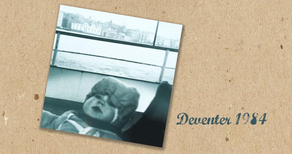 Gerda Bontsema, Deventer, Eva, 1984, pontje